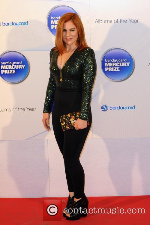 Katy B, Roundhouse, Barclaycard Mercury Prize