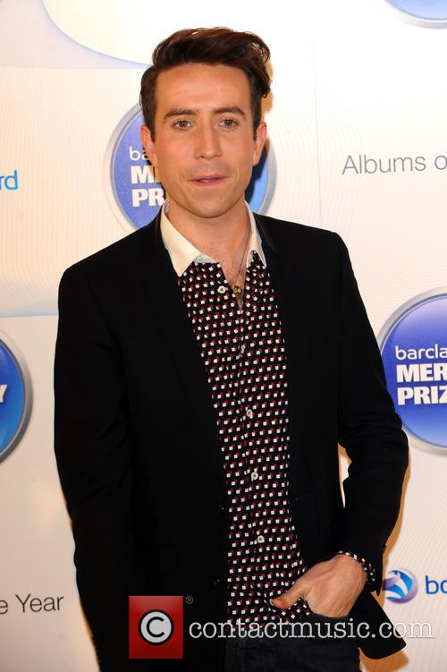 Nick Grimshaw, Roundhouse, Barclaycard Mercury Prize
