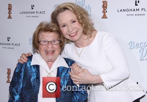 Dr. Ruth K. Westheimer and Debra Jo Rupp 5