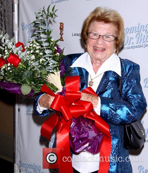 Dr. Ruth K. Westheimer 2