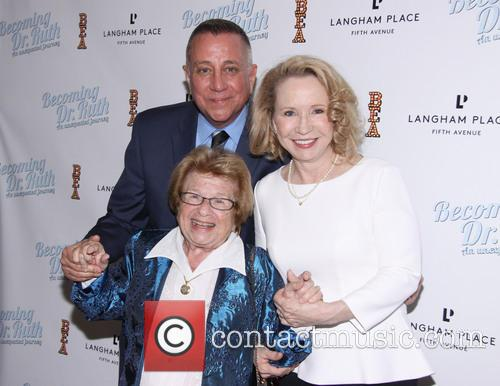 Opening night of Becoming Dr. Ruth-VIP Party