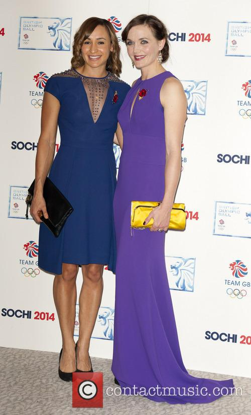 Jessica Ennis-hill and Victoria Pendleton 4