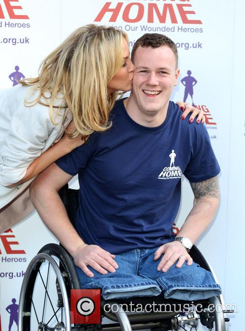 sarah harding coming home lottery launch 3928812