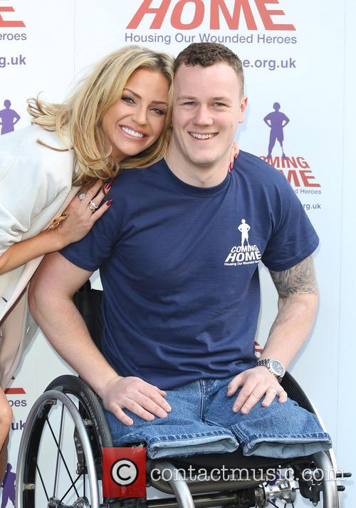 sarah harding coming home lottery launch 3928814