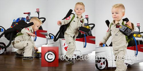 Ghostbusters and Cooper 5