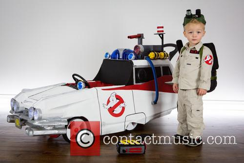 Ghostbusters and Cooper 6
