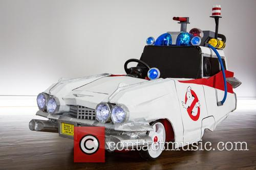 Ghostbusters and Cooper 1