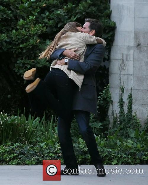 Jessica Alba and Pierce Brosnan 8