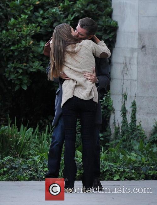 Jessica Alba and Pierce Brosnan 10