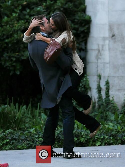 Jessica Alba, Pierce Brosnan