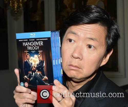 Ken Jeong promotes the 'The Hangover' trilogy