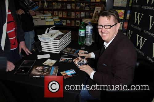 Kevin Kennedy Book Signing Stockport