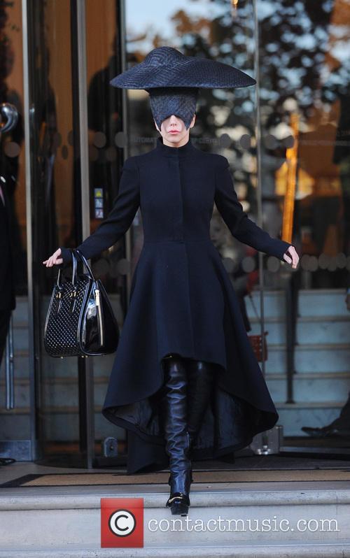 Lady Gaga hat