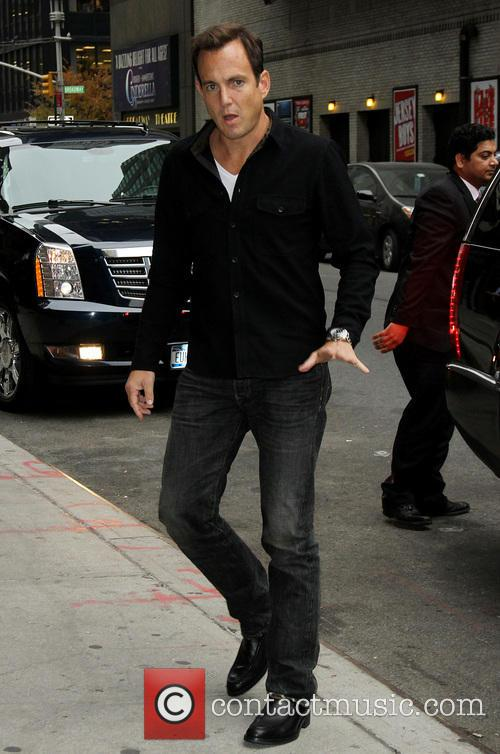 Will Arnett, Ed Sullivan Theater