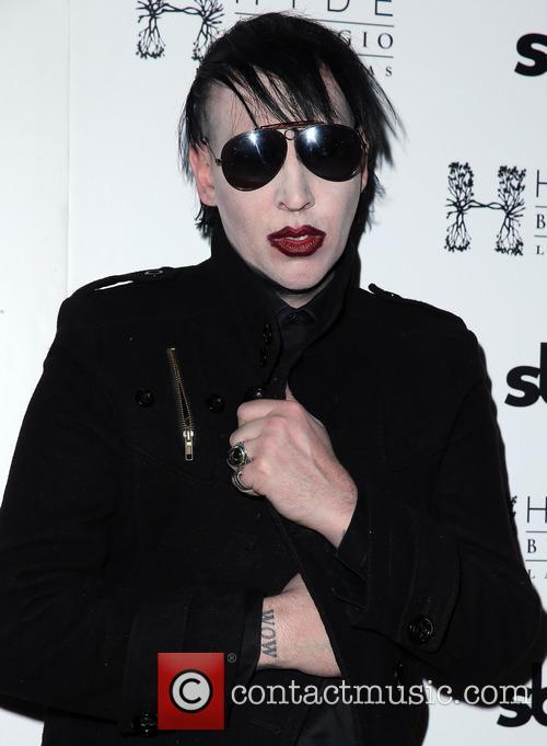 Marilyn Manson 30