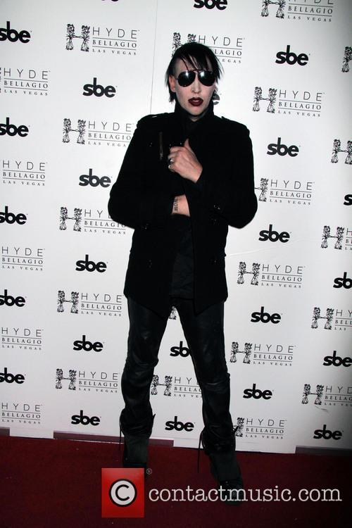 Marilyn Manson, Bellagio Hotel