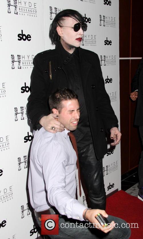 Marilyn Manson 4