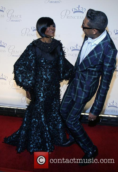 Cicely Tyson and B Michael 2