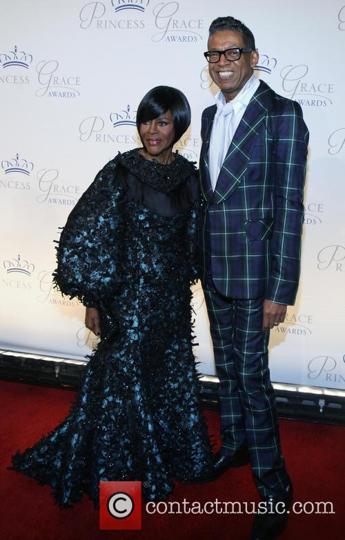 Cicely Tyson and B Michael 3