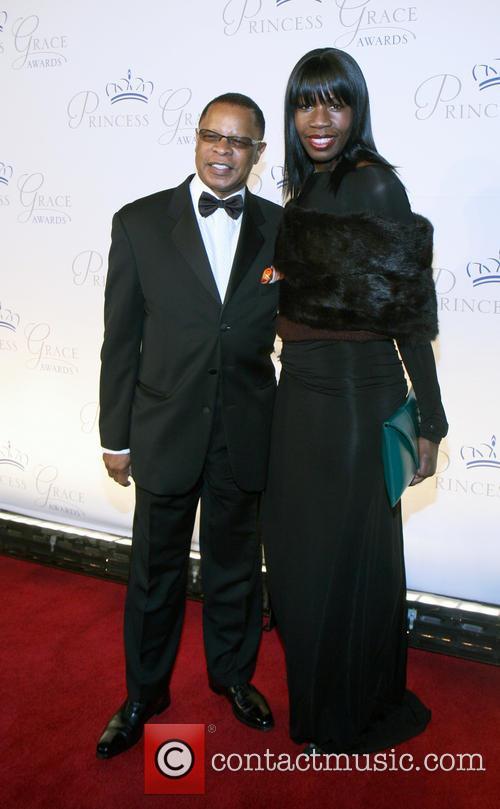 Stephen C. Byrd and Sandi  Sheppard 2