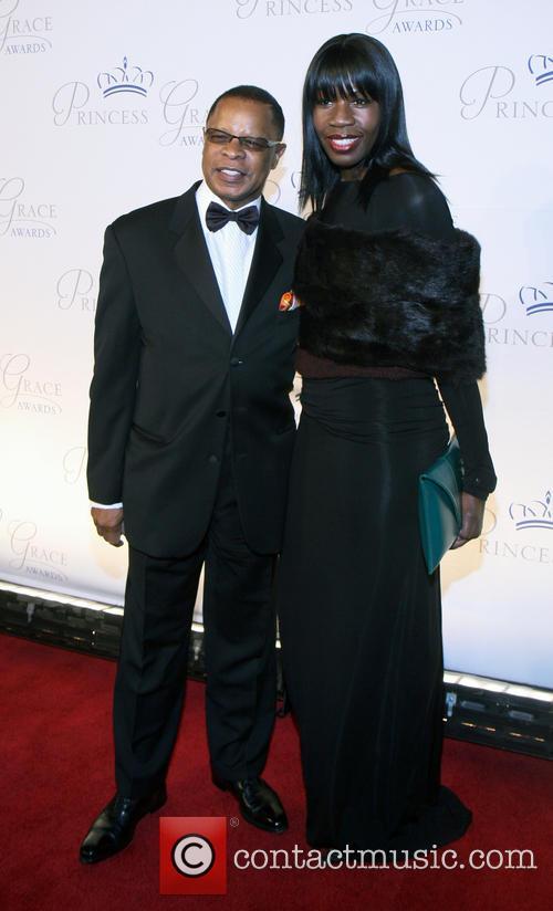 Stephen C. Byrd and Sandi  Sheppard 1