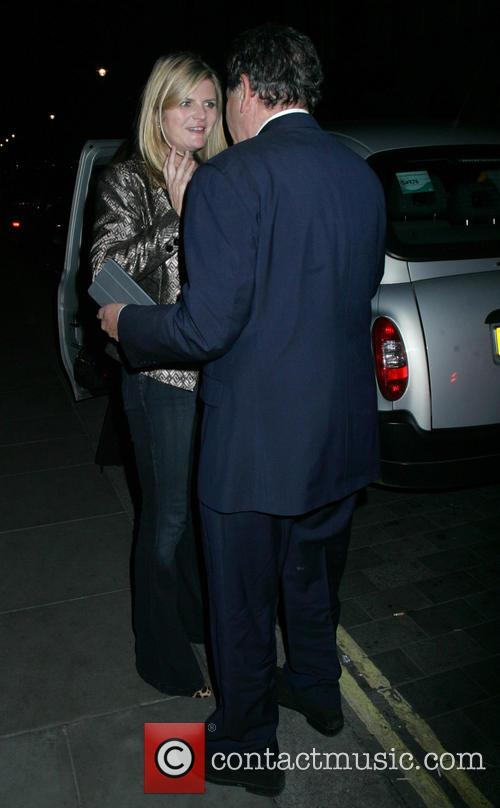 Susannah Constantine and Charles Saatchi 4