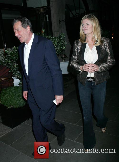 Susannah Constantine and Charles Saatchi 8