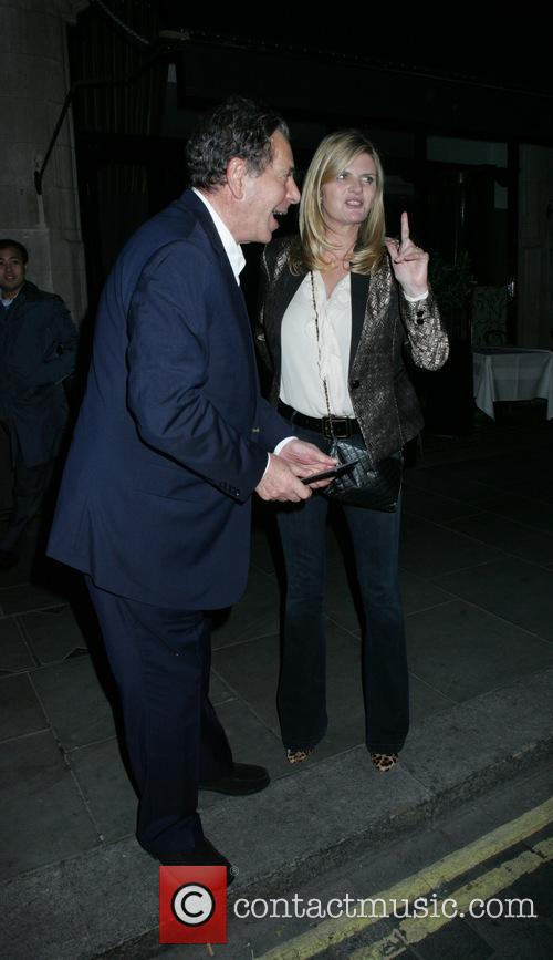 Susannah Constantine and Charles Saatchi 9