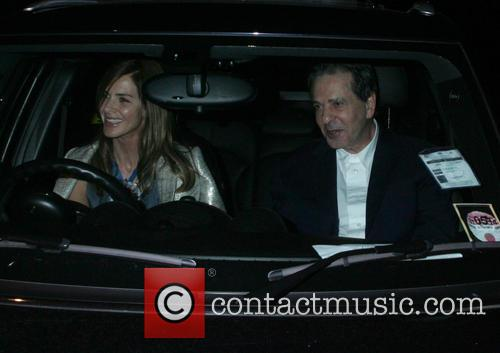 Trinny Woodall and Charles Saatchi 7