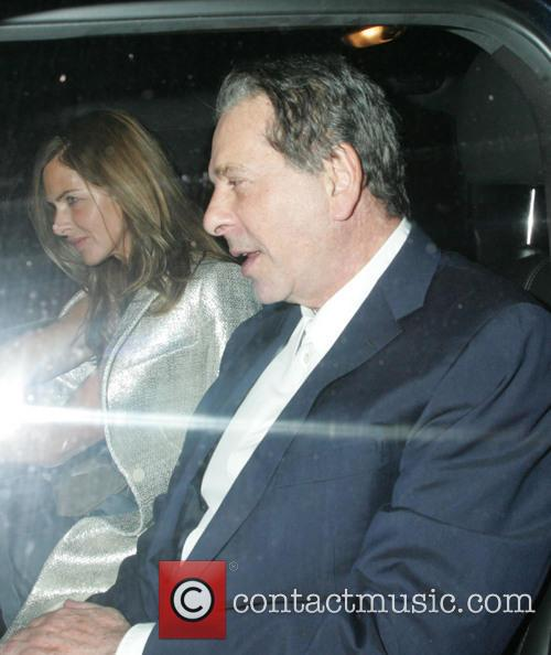 Trinny Woodall and Charles Saatchi 1