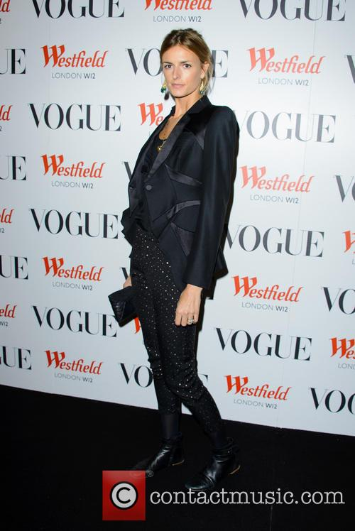 Westfield's 5th birthday celebration with a Vogue pop-up...