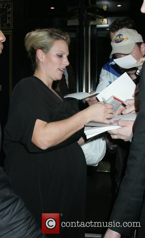 Zara Phillips 5