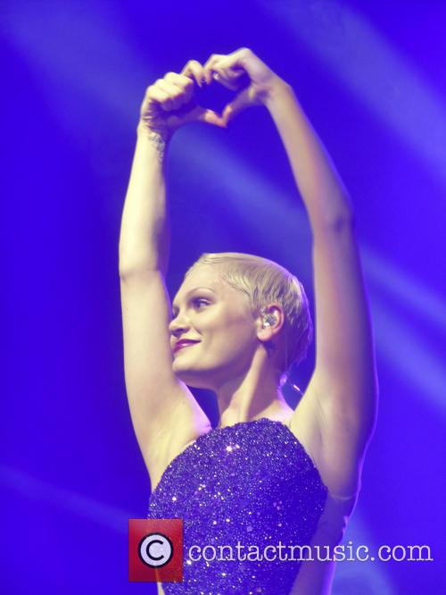Jessie J and Jessica Cornish 2