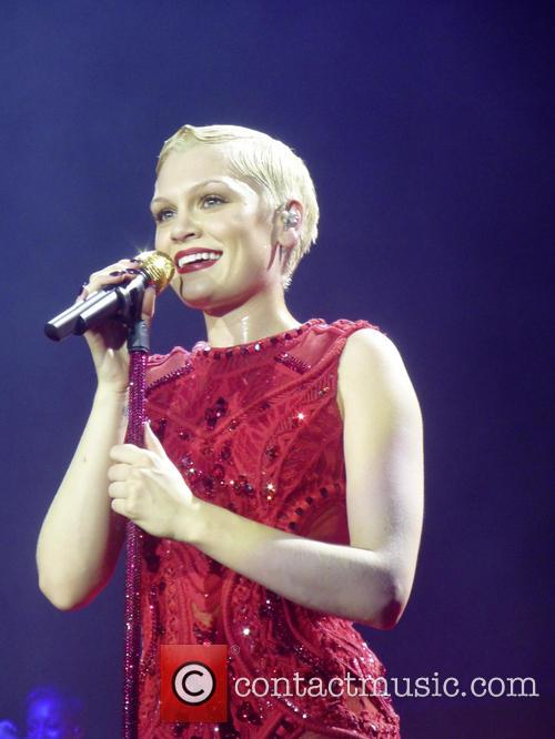Jessie J and Jessica Cornish 10