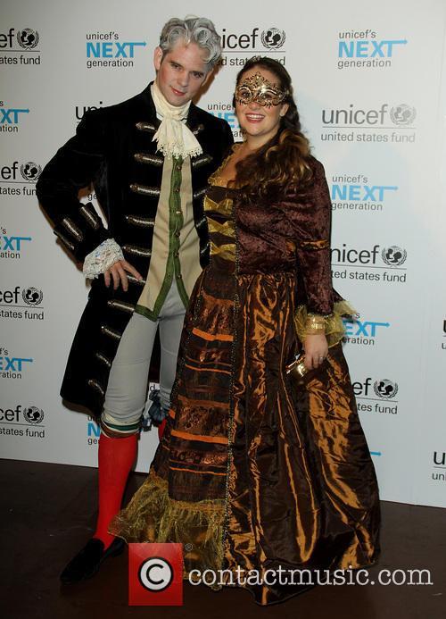 Gillian Hearst and Unicef