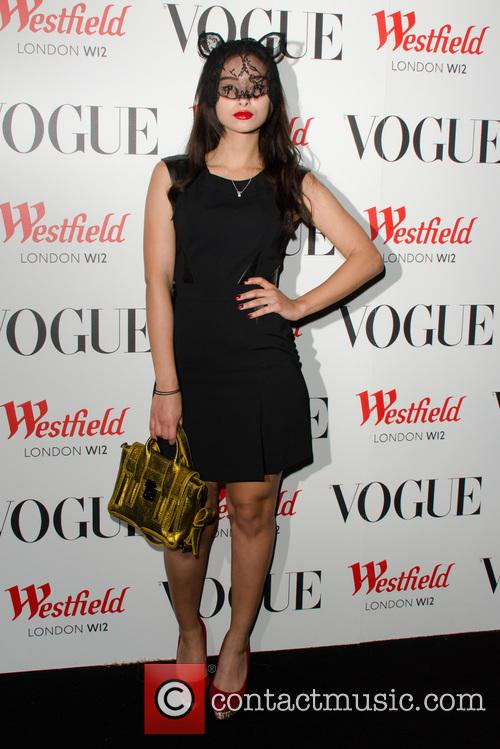 Westfield 5th birthday celebrations with a Vogue pop-up...