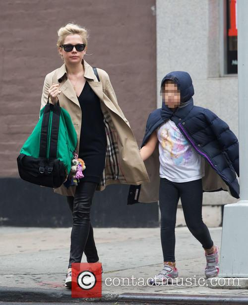 Michelle Williams and Matilda Ledger 3