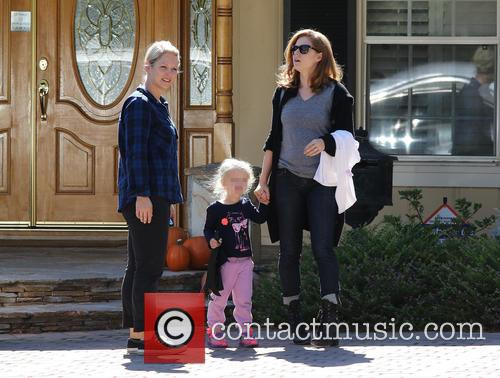 Amy Adams, Amy Adam and Aviana 9