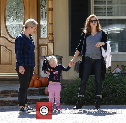 Amy Adams, Amy Adam and Aviana 10