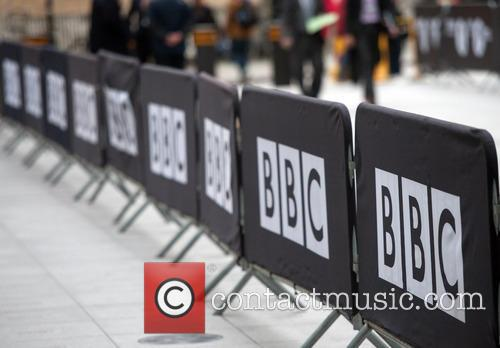 Celebrities at the BBC Television Centre