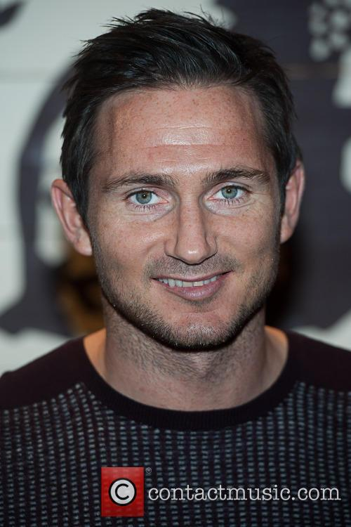 Frank Lampard book signing