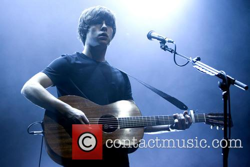 Jake Bugg performing live at the O2 Academy