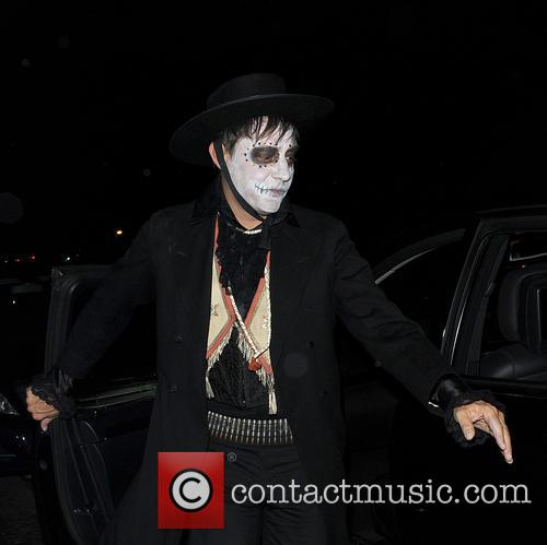 Jonathan Ross' Halloween party