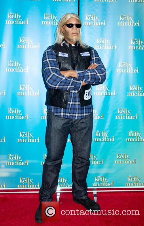 michael strahan live with kelly and michael 3930721