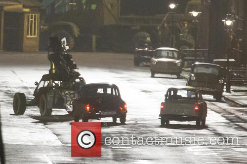 armie hammer henry cavil man from uncle filming 3930849