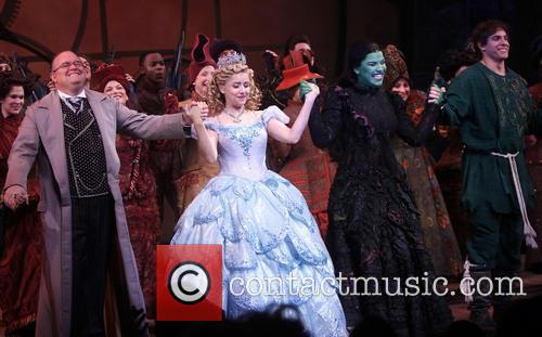 The 10th Broadway Anniversary of Wicked-Curtain Call