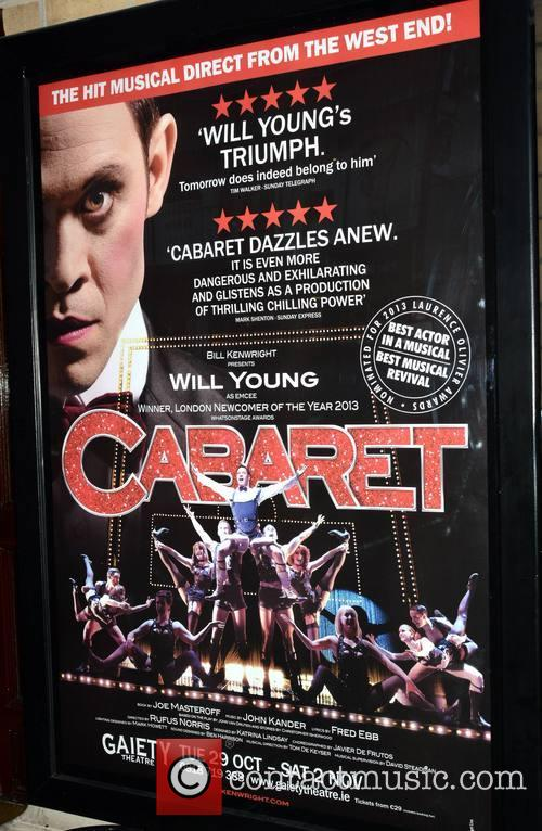 Will Young, The Gaiety and Poster 3