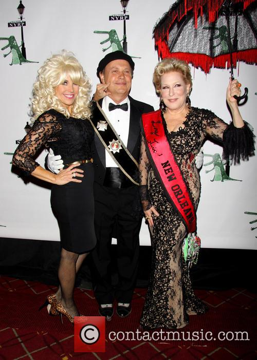 Katie Couric, Billy Crystal and Bette Midler 8