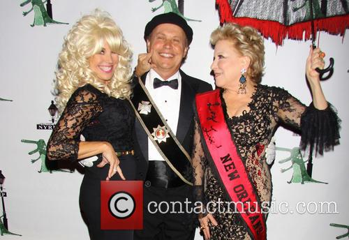 Katie Couric, Billy Crystal and Bette Midler 10