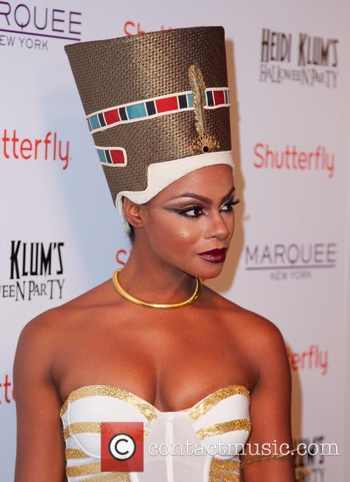 tika sumpter 2013 heidi klum halloween party 3932186